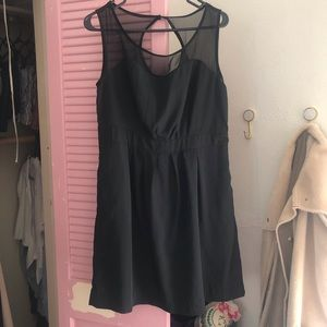 Elle lil black dress NEw